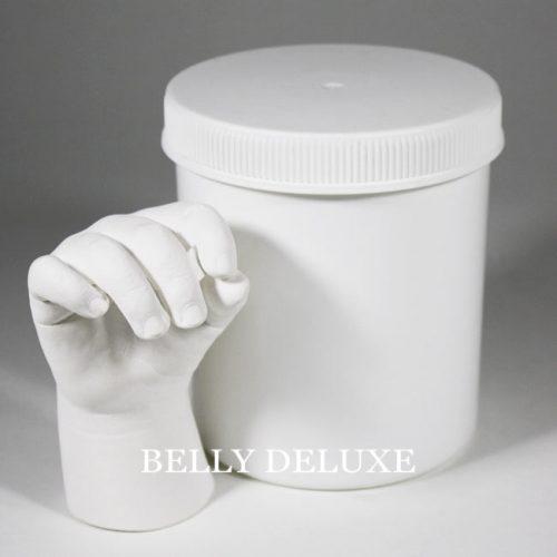 3d Handabdruck Kind Eimer Becher Behälter