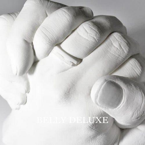 3d Handabdruck Set für einen Gipsabdruck zur Hochzeit