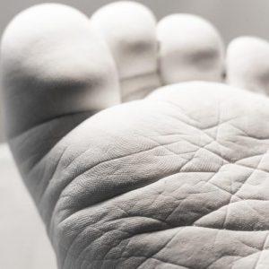 Baby 3d Fußabdruck Details