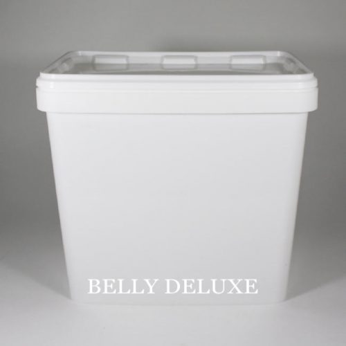 Handabdruck Eimer / Behälter 10,5l – Belly Deluxe