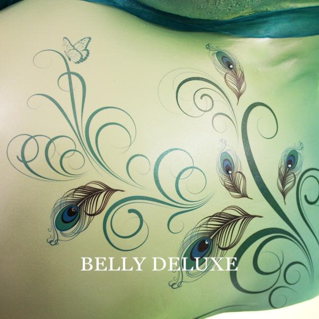 motivset ornamente set 2 47 farben belly deluxe. Black Bedroom Furniture Sets. Home Design Ideas