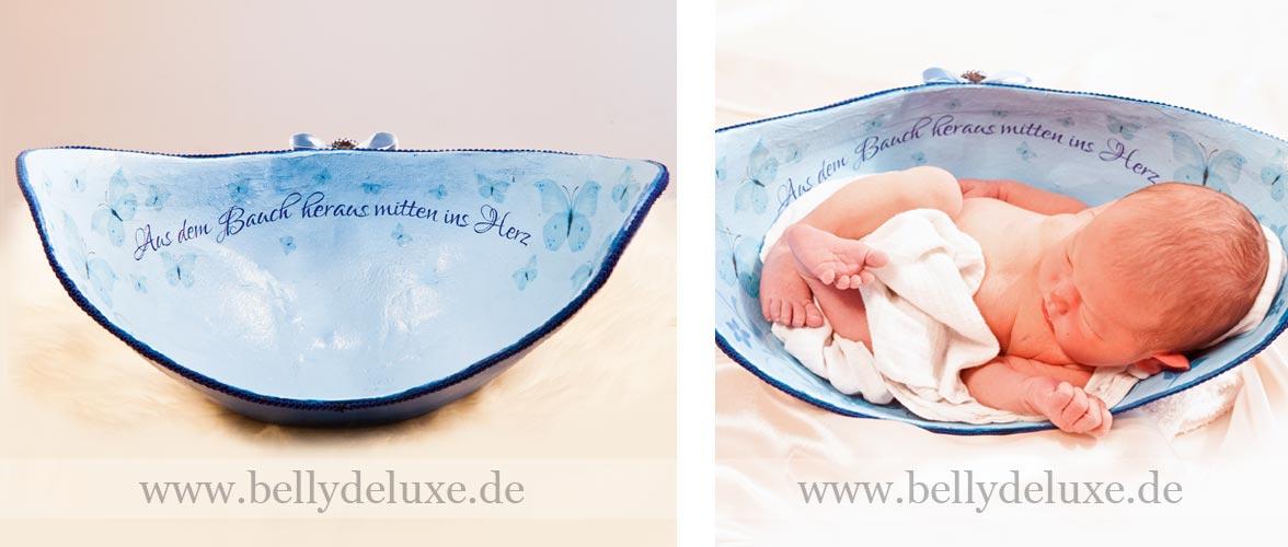 Galerie 3 Gipsabdruck Babybauch Mit Schrift Name Daten Text Und