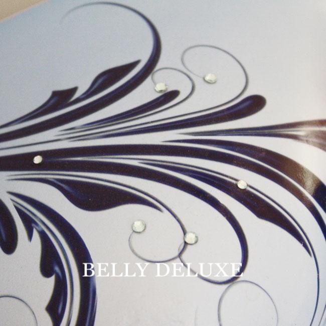 gipsabdruck babybauch motive ornamente set 4. Black Bedroom Furniture Sets. Home Design Ideas