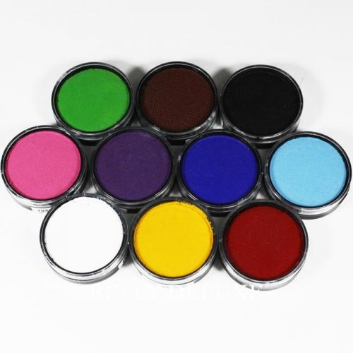 Bauch Bemalen Excellent Die Verwendeten Farben Sind Und Lassen Sich