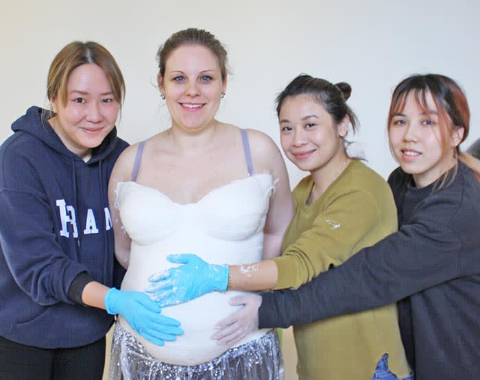Belly Casting China