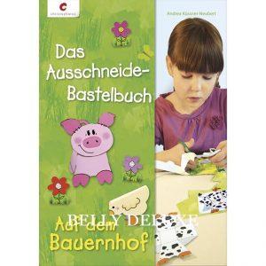 Bauernhof Bastelbuch