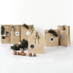 Adventskalender DIY Set