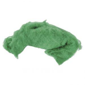 wolle zum Filzen grün