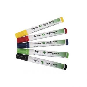 Stifte für Stoff