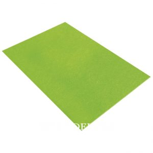 Filzplatte 0,4 cm maigrün