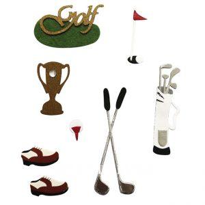 Aukleber golfen