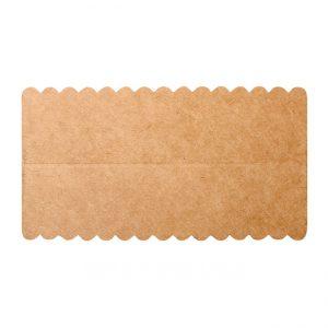 Lasche aus Papier