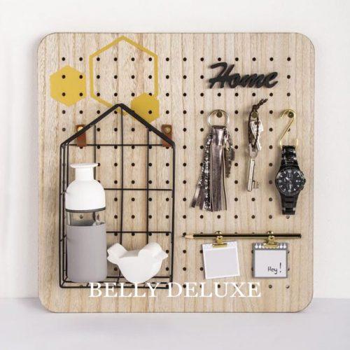 pin-and-peg-board,quadratisch