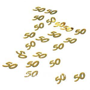 Streuteil 50 gold