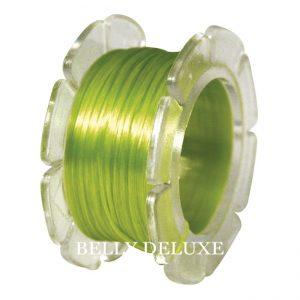elastitischer Faden grün