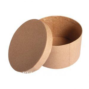 Runde Schachtel