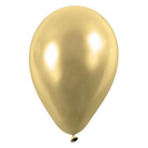Luftballon gold