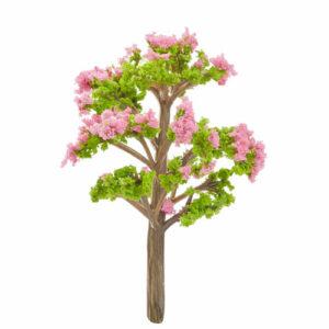 mini Baum blühend