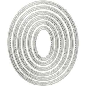 Stanz-und Prägeformen oval