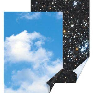 Motivkarton Himmel/Sterne