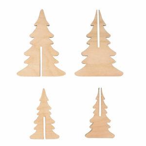 Holz Steckteile Tannen