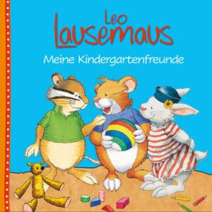 Kindergartenfreundebuch Leo Lausemaus