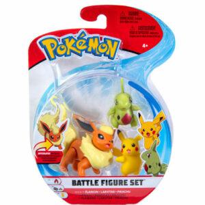 Pokemon Battle Set Flamara