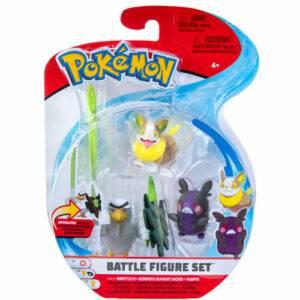 Pokemon Battle Set Lauchzelot
