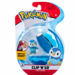pokemon clip n go Plinfa