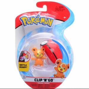Pokemon clip n go Teddiursa