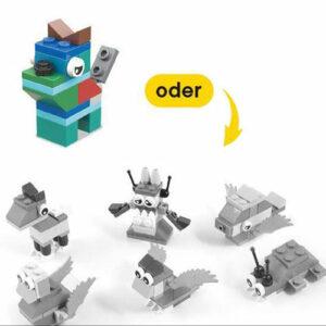 Lego Kreativbox Tiere Beispiele
