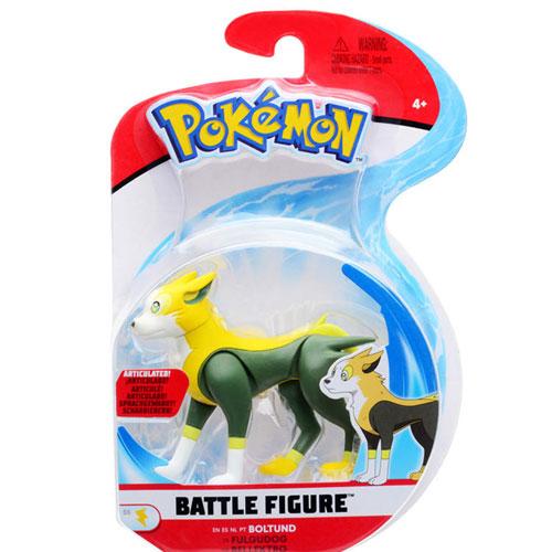 Pokemon Battle Figur Bellektro